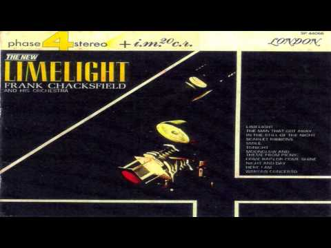 Frank Chacksfield and his Orchestra  - The New Limelight GMB