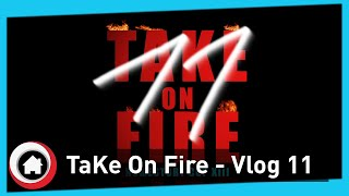 TaKe On Fire Ep. 11 - FireCake and his Girlfriend @ HSCXIII powered by MIFcom