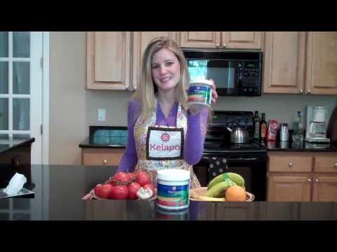 Young, Female Entrepreneur Starts Successful Organic Coconut Oil Business