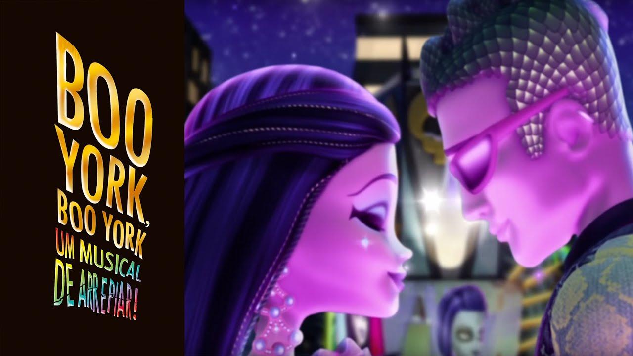 Videoclipe Estrelas Cadentes | Monster High - YouTube