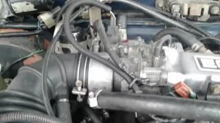 Замена ЭБУ Mitsubishi Colt 1.5 1991г