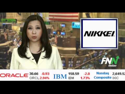 Nikkei 225 records one of its largest-ever drops