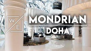 Mondrian Doha, или Америка в Катаре! Лучший отель Дохи.