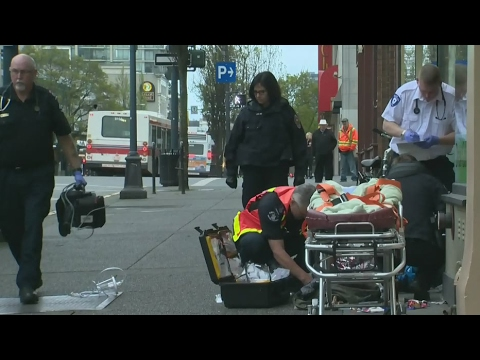 Ottawa paramedics face dozens of overdose calls in 10 hours