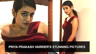 Priya Prakash Varrier's stunning pictures take the internet by storm
