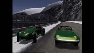 Xbox Motor Trend Presents lotus Challenge part 3