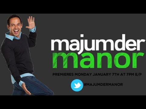 Shaun Majumder and fiancee p Majumder Manor