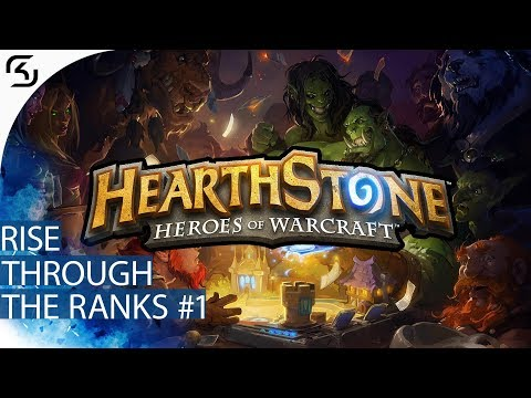 Rise Through the Ranks #1 - a Hearthstone Guide by MEDION
