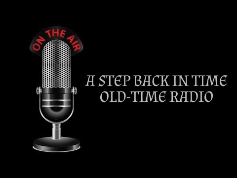 A Step Back in Time: Old-Time Radio: Nick Carter, Master Detective: The Echo of Death