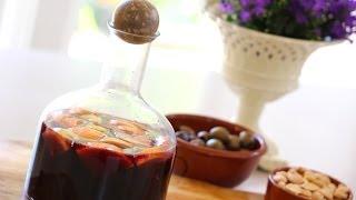 Beth's Sangria + Non-alcoholic Sangria Recipe