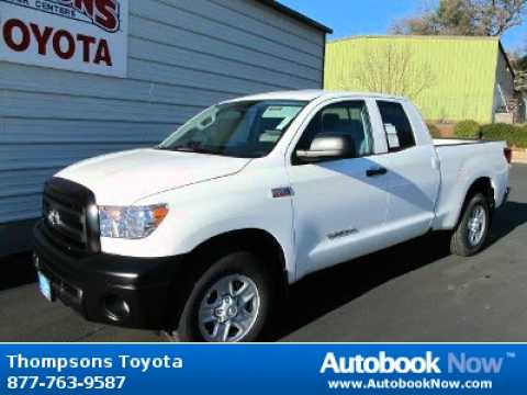 2017 Toyota Tundra Work Truck In Placerville Ca For