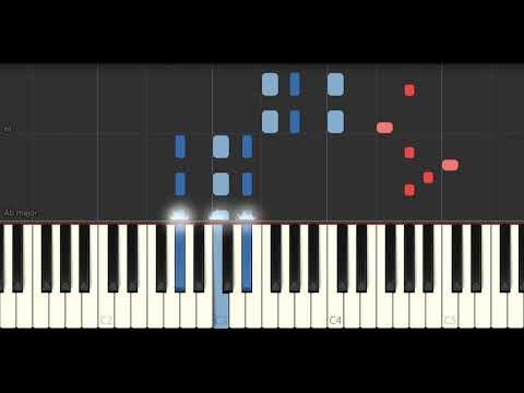 Marshmello -  Keep It Mello Ft. Omar Linx (Piano Tutorials)