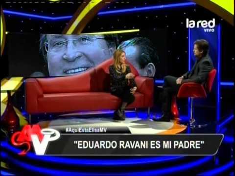 """Montserrat Prats: """"Eduardo Ravani es mi padre"""""""