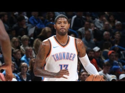 Best of Paul George From the Last 2 Games