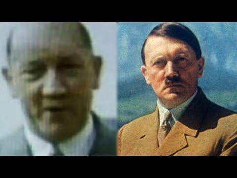 FBI Admits Hitler SURVIVED WW2