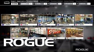 2020 Rogue Invitational   Event 1 - Full Live Stream