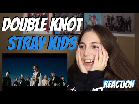 "Stray Kids ""Double Knot"" M/V Reaction !"