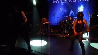 My Dying Bride - Kneel Till Doomsday - Live Rio de Janeiro - Brasil [HD]