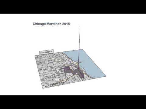 Recreating the 2015 Chicago Marathon