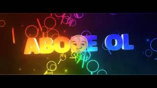Abone ol intro (YouTube Original Channel)