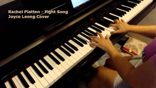 Rachel Platten - Fight Song - Piano Cover & Sheets