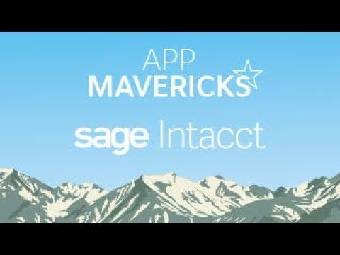 App Mavericks: Get Sales and Finance on the Same Page with Sage Intacct