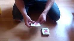 Kartentrick - Die 4 Könige + Auflösung