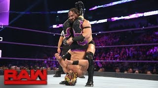 Lince Dorado vs. Neville: Raw, Jan. 9, 2017