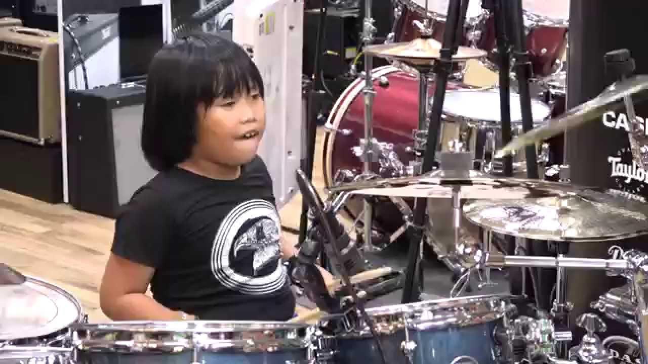 Nối Vòng Tay Lớn – Drum Cover By Nguyễn Trọng Nhân – Rock Version