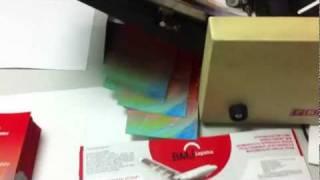 Срочная печать буклетов в типографии