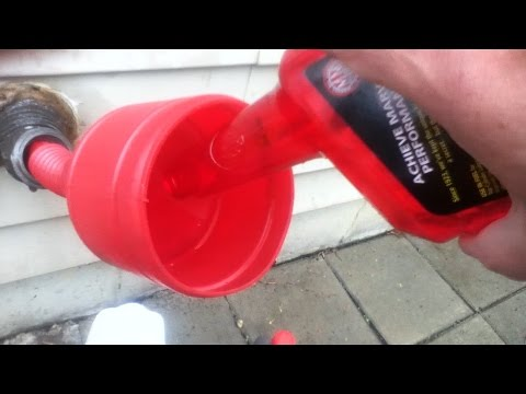 Home Heating Fuel Additives