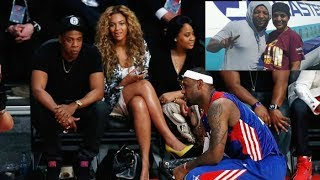Lebron James Mother's Ex Bf CLAlMS To Have PR00F He SIept W/ Beyonce