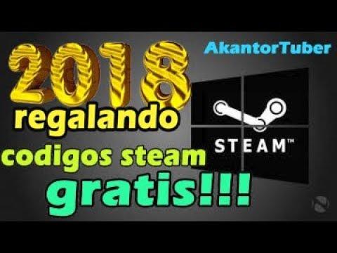 Codigos Regalo Steam Gratis España