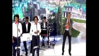 SUPERMAN Martin PK - Live in Spanish at TBN España