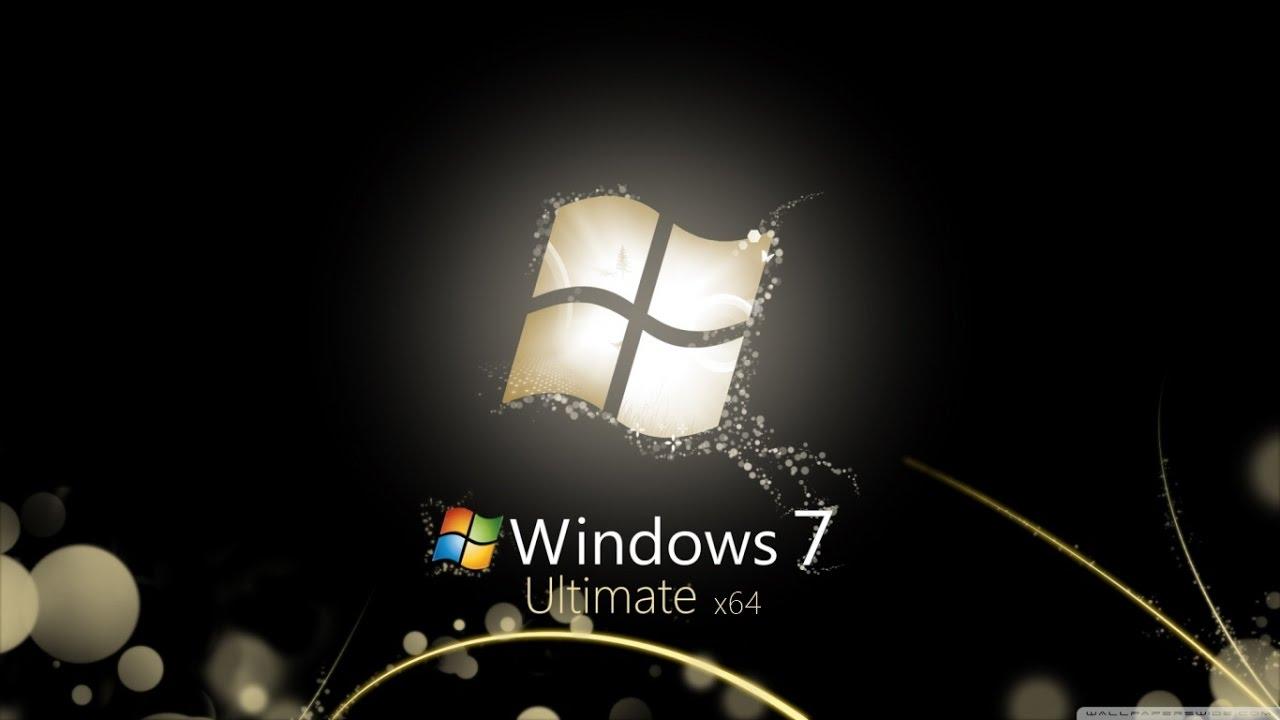 windows 7 ultimate 64 bit แท้