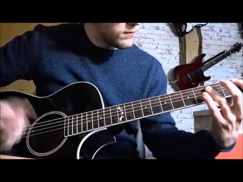 OxT - Clattonia (Op Overlord) Acoustic Guitar