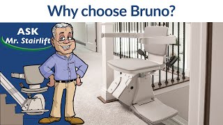 What is the Best Stairlift Brand? | Mr. Stairlift | Bruno®