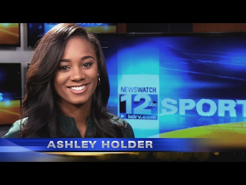 Ashley Holder Sports Anchor/Reporter Reel