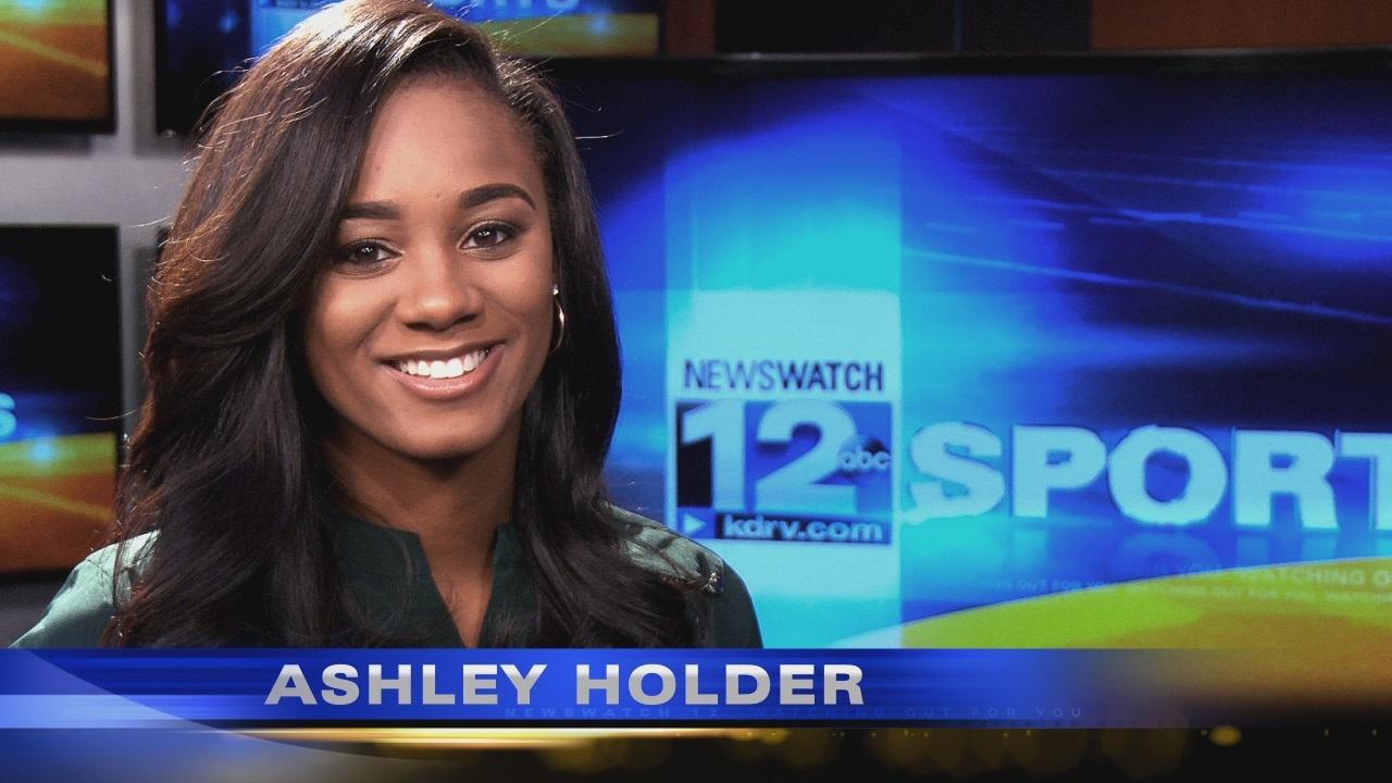 Ashley Holder Sports Anchor/Reporter Reel - YouTube