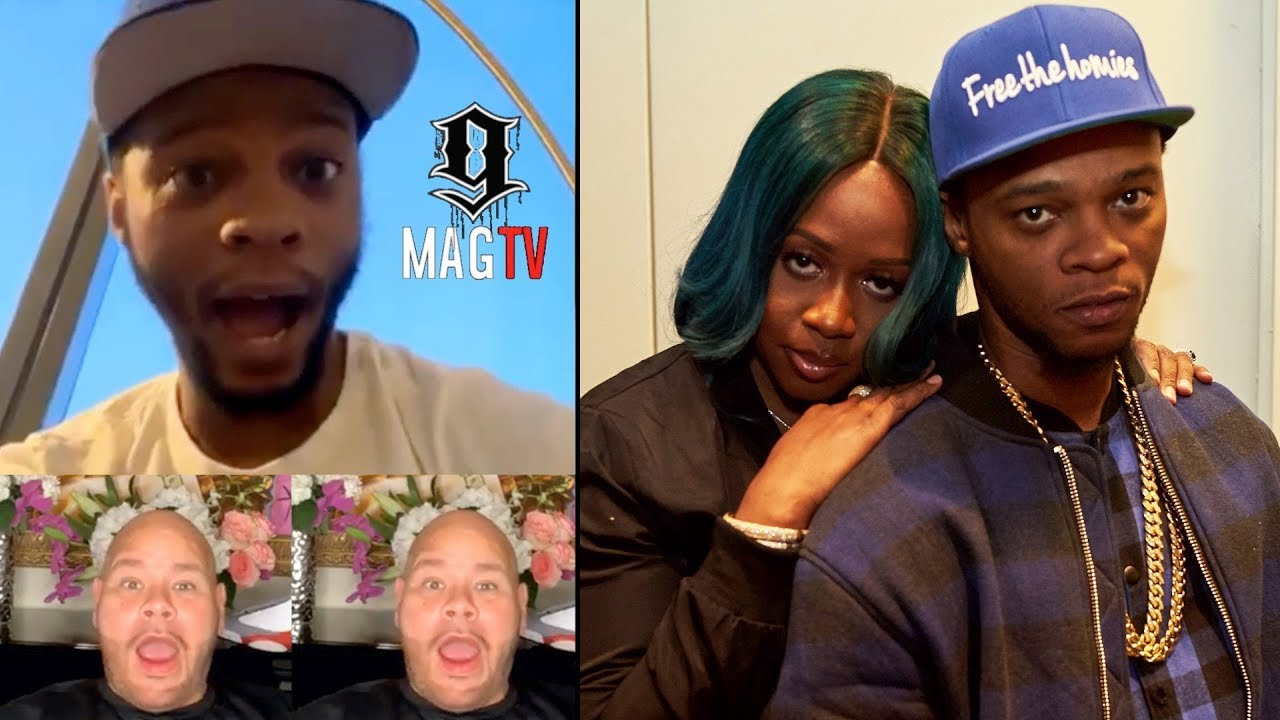 Papoose Tells Joprah How He 1st Met Remy Ma!