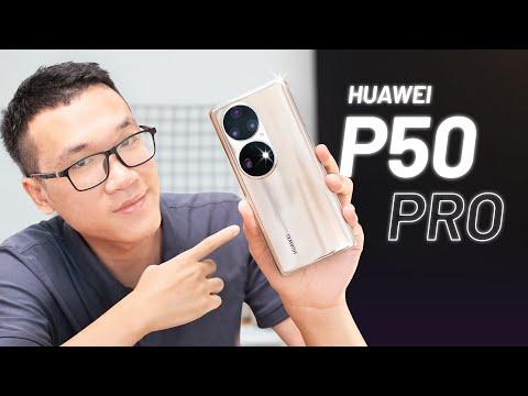 Mở hộp đánh giá nhanh Huawei P50 Pro tại Việt Nam: chụp ảnh tốt nhất thế giới?