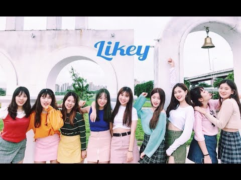 TWICE(트와이스)-Likey Dance Cover by《Queenie》from Taiwan