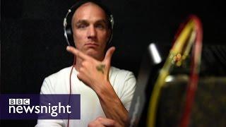 Inside the world of pirate radio - Newsnight