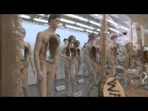 Thomas Hirschhorn -  It's Burning Everywhere, artist talk at DCA.mov
