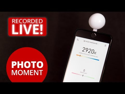 First Look: Lumu Power Color Temperature and Light Meter for iPhone — Photo Moment 2017-05-30