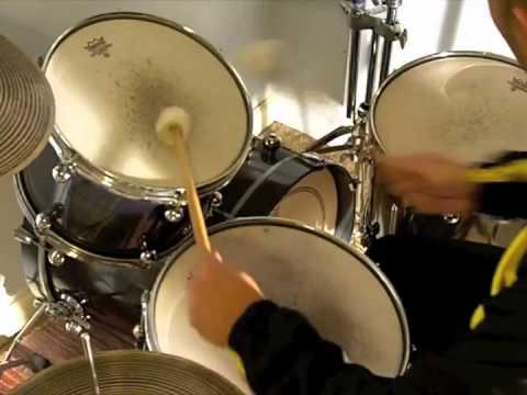 Afro Blue Drum Solo