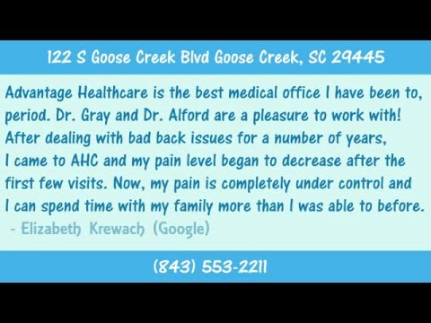 Advanced Healthcare of Charleston - Reviews - Summerville, South Carolina