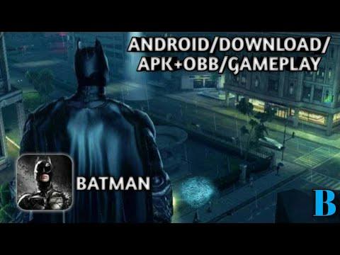 Batman O Cavaleiro Das Trevas Para Android Apk Obb Download