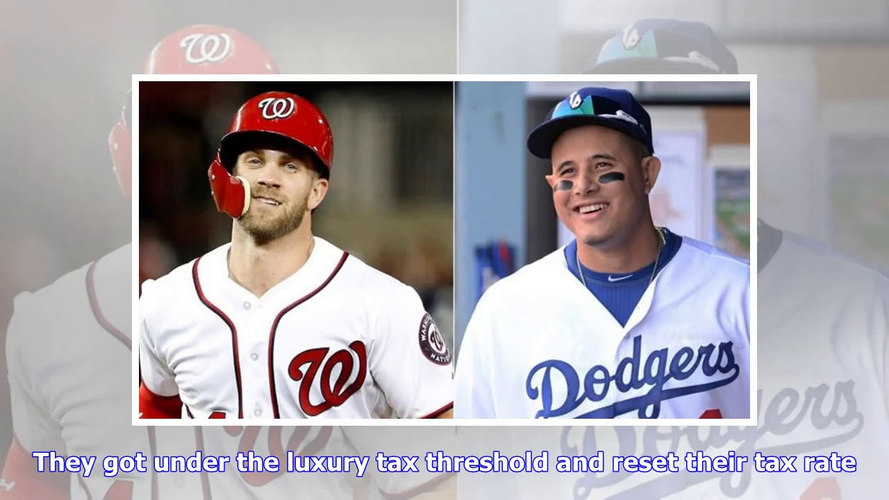 Four reasons the Yankees should sign Manny Machado or Bryce Harper to cap  their offseason 99309e674a5d