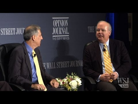 Karl Rove and Joe Trippi on President Obama and Mitt Romney